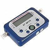 Signal Meter,ELEGIANT Digital Satellite Signal Meter Finder Directv Dish with Compass,Buzzer LCD FTA Dish