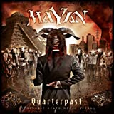Quarterpast by Mayan (2011) Audio CD