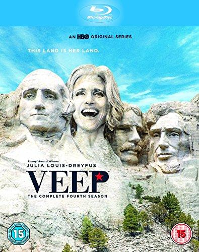 Veep - Season 4 [Blu-ray]