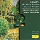 Brahms: The Violin Sonatas; The Viola Sonatas