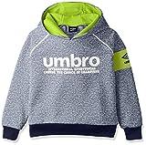 (アンブロ)UMBRO トレーニング スウェットフーデッドトップ UCA3648J [ジュニア] MNVY 140