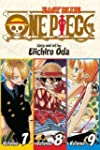 One Piece:  East Blue 7-8-9, Vol. 3 (...
