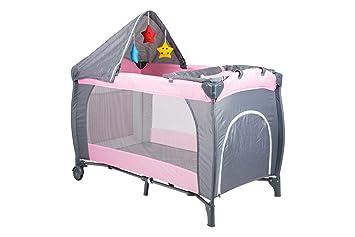 flimboo kinderreisebett mit zubeh r stabiles und faltbares. Black Bedroom Furniture Sets. Home Design Ideas