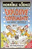 Horrible Science Explosive Experiments Nick Arnold