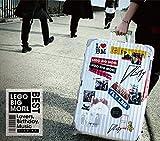 "LEGO BIG MORL BEST ALBUM ""Lovers, Birthday, Music"