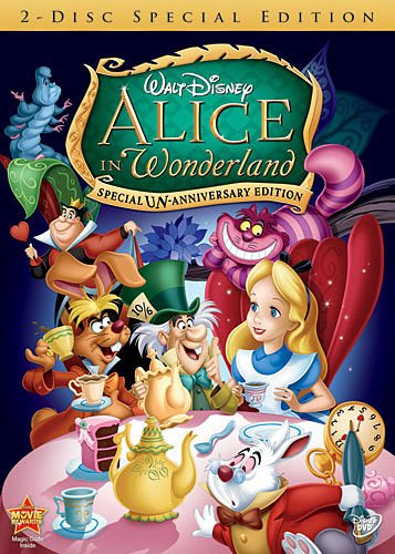 HB Alice in Wonderland (Two-Disc Special Un-Anniversary Edition) (DVD Box Set) new at Sears.com