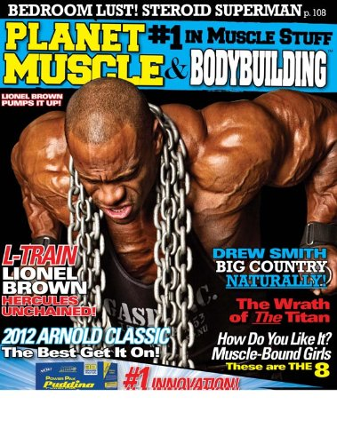 Planet Muscle Issue 104