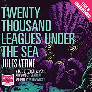 Twenty Thousand Leagues Under the Sea Audiobook