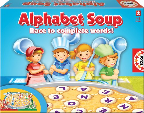 Alphabet Soup Game - 1