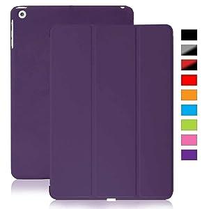 KHOMO iPad 4, 3, 2 - Dual Case Funda con Smart Cover  Electrónica revisión y más información