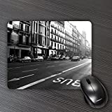 ECO-Pad In The Streets of Rome Landscape Theme High Quality of Rectangular Mouse Pad