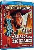 Más allá de Río Grande  BD [Blu-ray]