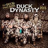 Duck Dynasty 2015 Calendar