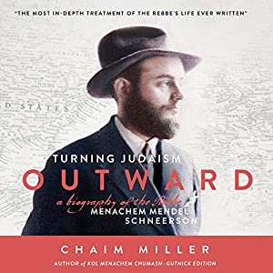 Turning Judaism Outwards Audiobook