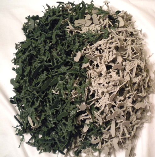 1000 Army Men Toy Soldiers Great for Boys. NOT Repackaged! FREE Camo 6 Inch Wind Up Crawling Soldier with weapons1000 Army Men Toy Soldiers Great for Boys. NOT Repackaged! FREE Camo 6 Inch Wind Up Crawling Soldier with weapons