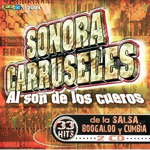 Sonora Carruseles -  Swing, Salsa & Boogaloo