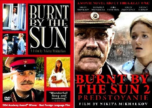 Burnt By The Sun / Burnt By The Sun 2 [ Set Of 2 Dvds][English Subtitles][All Region][Import]