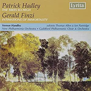 Patrick Hadley and Gerald Finzi