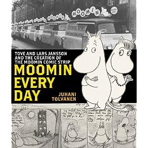 D&Q udgiver Moomin Every Day til juni 2012