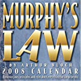 Murphy's Law: 2008 Day-to-Day Calendar (0740766724) by Bloch, Arthur