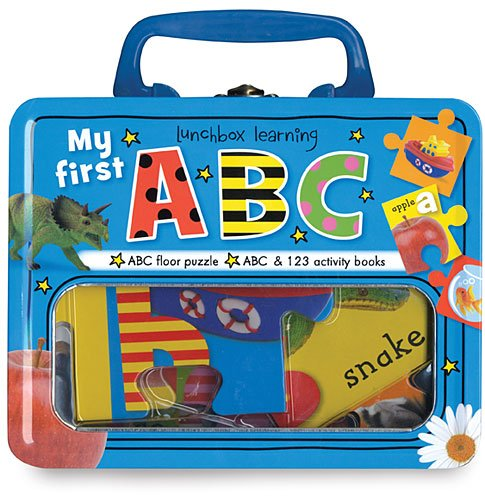 Lunchbox Learning: My First ABC