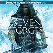 Seven Forges | James A. Moore