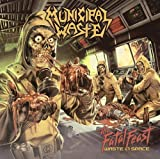 Fatal Feast by Municipal Waste (2012) Audio CD