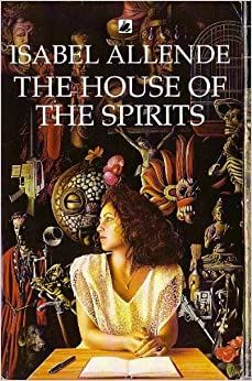 The house of the spirits isabel allende 9780552995887 for House of spirits author