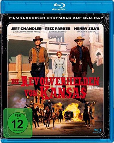 Die Revolverhelden von Kansas (Blu-ray)