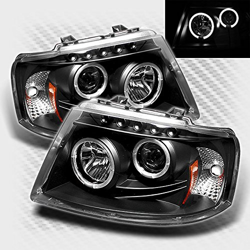 how to change headlight ford expedition 2006