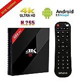 H96 Pro Android 7.1 TV Box 3G RAM 16G ROM Smart TV BOX Amlogic S912 Octa Core 64bit Dual WiFi 2.4G / 5G Bluetooth4.1 Set Top Box