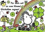 Ravensburger 19151 - sheepworld: Gl�cksklee - 1000 Teile Puzzle