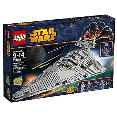 LEGO Star Wars 75055 Imperial Star Destroyer Building Toy from LEGO