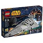 LEGO 75055 Imperial Destroyer Building
