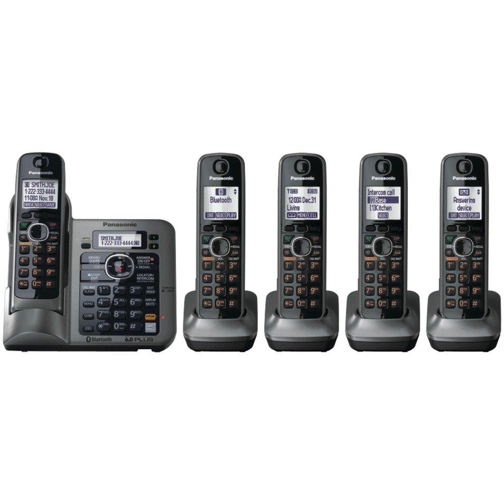KX-TG7645M 无绳电话为220V