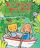 Jane Cabrera Row, Row, Row Your Boat