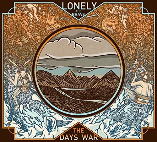 The Days War by Lonely The Brave