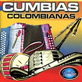 Amazon.com: Cumbias Colombianas: Various artists: MP3 Downloads