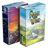 Albino Dragon The Name the Wind Playing Cards - Unlimited