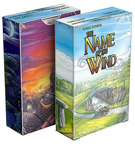 The Name of the Wind Playing Cards - Unlimited by Albino Dragon