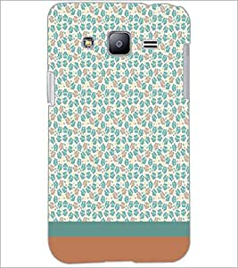 PrintDhaba Pattern D-1873 Back Case Cover for SAMSUNG GALAXY J2 (Multi-Coloured)