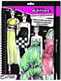 "Fashion Angels Project Runway History of Fashion ""20th Century"" Workbook"