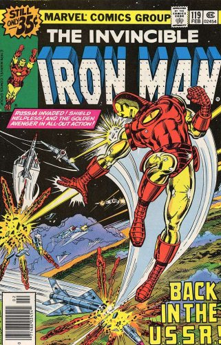 Iron Man (1st Series) #119