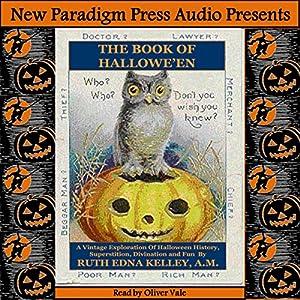 The Book of Halloween Audiobook
