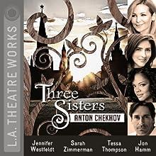 Three Sisters Performance Auteur(s) : Anton Chekhov Narrateur(s) : Tessa Thompson, Jennifer Westfeldt, Sarah Zimmerman, Jon Hamm, Josh Clark, Josh Cooke, Dan Donohue