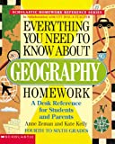 Everything You Need To Know About Geography Homework (Evertything You Need To Know..)