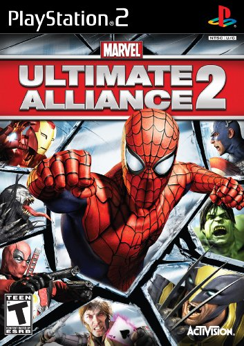 Marvel Ultimate Alliance 2 - PlayStation 2 (Marvel Capcom Ps4 compare prices)