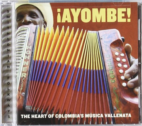 Ayombe!: The Heart Of Colombia'S Música Vallenata front-250039