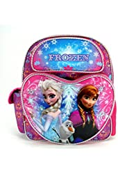 "Disney Frozen - Toddler 12"" Backpack - Snowflakes"