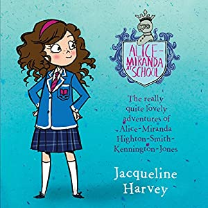 Alice-Miranda at School Audiobook